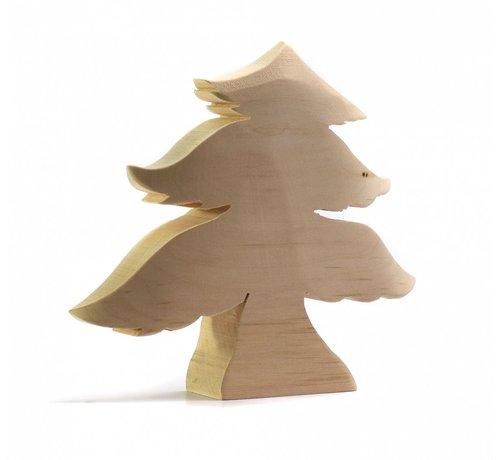 bumbu toys Sparrenboom Groot Naturel