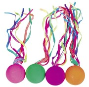 GOKI Bouncing Ball with Ribbons