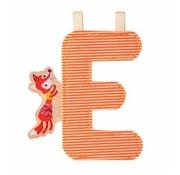 Lilliputiens Stoffen Letter E