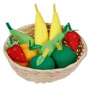 GOKI Fruitmand met Fruit