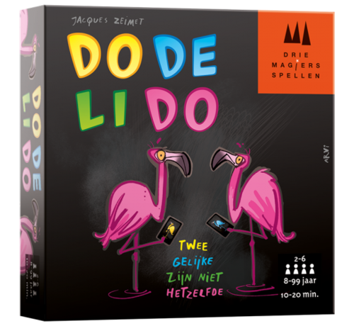 999 Games Dodelido Kaartspel