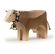 Trauffer Cow 3 Standing Brown