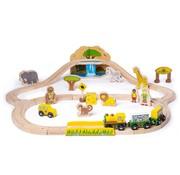 Bigjigs Safari Train Set