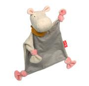 sigikid Comforter Baby Lovey Hippo