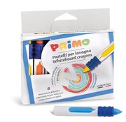 Primo Wax Crayons Dry-Erase for Whiteboard