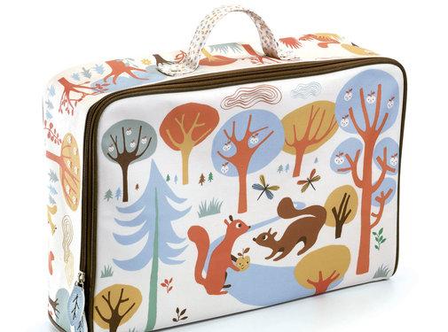 Djeco Kinderkoffer Eekhoorns