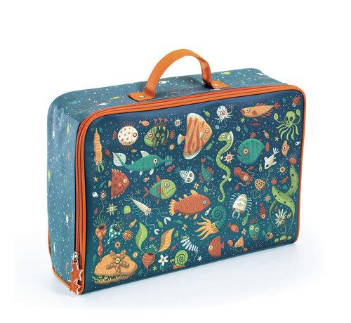 Djeco Kinderkoffer Vissen