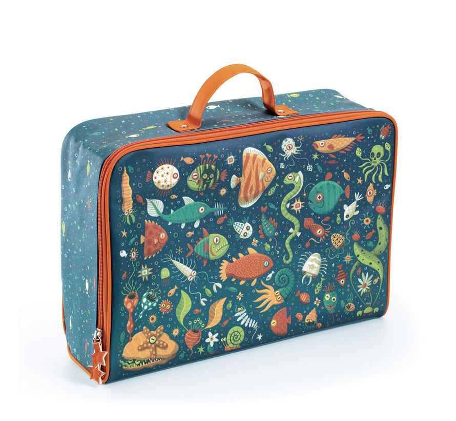 Kinderkoffer Vissen
