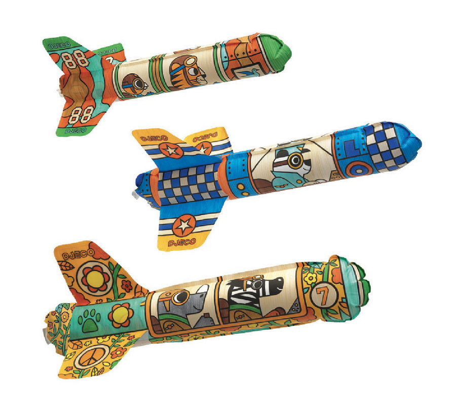 Knutselset Vliegtuig Maken