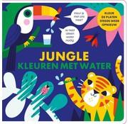 Image Books Kleuren met Water Jungle