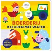 Image Books Kleuren met Water Boerderij