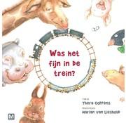 Uitgeverij Marmer Was het fijn in de trein