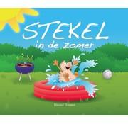 Uitgeverij de Pareltuin Stekel in de zomer