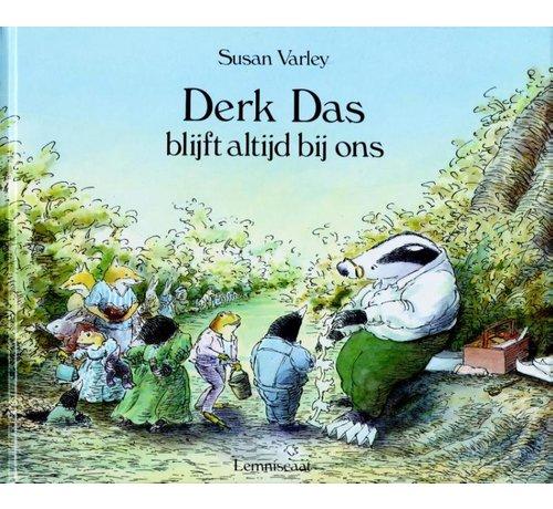 Lemniscaat Derk Das blijft altijd bij ons