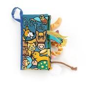 Jellycat Knisperboek Staartenboek Pet Tails