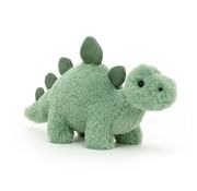 Jellycat Knuffel Dino Fossilly Stegosaurus Small