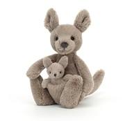 Jellycat Knuffel Kara Kangaroo Small