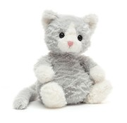 Jellycat Knuffel Kat Mitten Kitten Shimmer