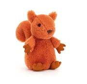 Jellycat Knuffel Eekhoorn Nippit Squirrel