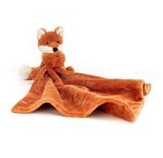 Jellycat Knuffeldoek Vos Bashful Fox Soother