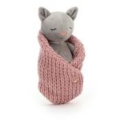 Jellycat Knuffel Kat Cosie Kitten