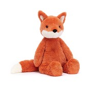 Jellycat Knuffel Vos Cushy Fox