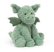 Jellycat Knuffel Draak Fuddlewuddle Dragon