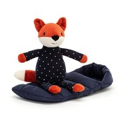 Jellycat Knuffel Vos Snuggler Fox