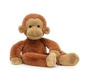 Jellycat Knuffel Aap Pongo Orangutan