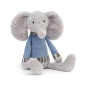 Jellycat Knuffel Olifant Lingley Elephant