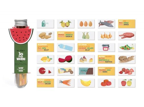Londji Micro Dictionary - Food