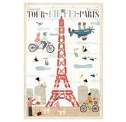 Londji Puzzel Parijs  200 pcs (Tube)