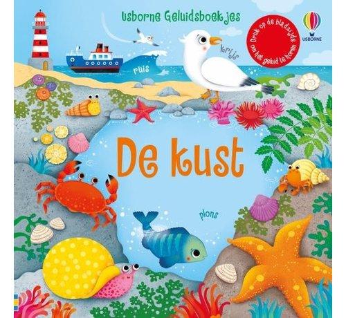 Uitgeverij Usborne De Kust Geluidenboek