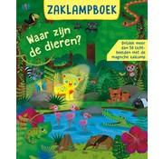 Zaklampboek Waar zijn de dieren?