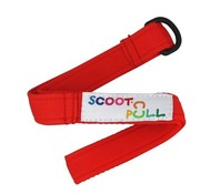 Micro Step Scoot'n Pull Red
