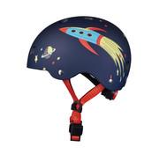 Micro Step Helmet Retro Rocket