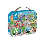 Janod Puzzle City 36 pcs