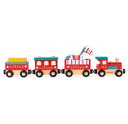 Janod Story Circus Train