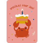 Bora Postkaart Zee Speciaal voor jou