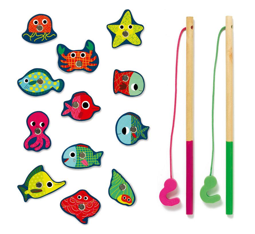 Hengelspel Fishing Colour