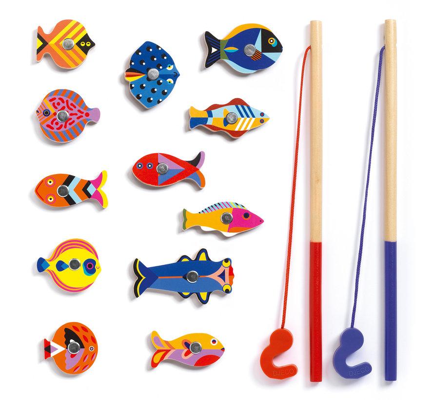 Hengelspel Fishing Graphic