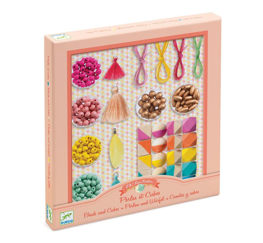 Kralen Beads and Cubes