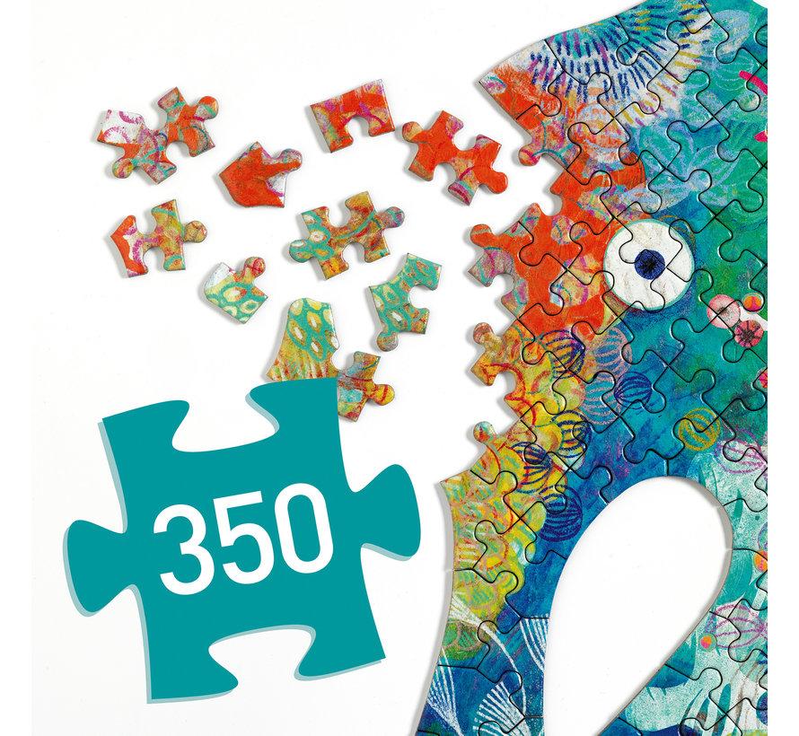 Puzzel Art Zeepaardje 350 pcs