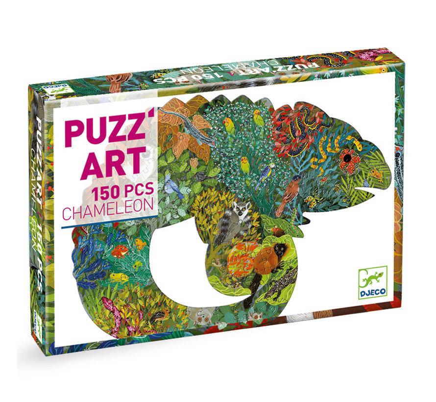 Puzzel Art Kameleon 150 pcs