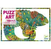 Djeco Puzzel Art Kameleon 150 pcs
