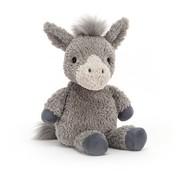 Jellycat Knuffel Ezel Flossie Donkey