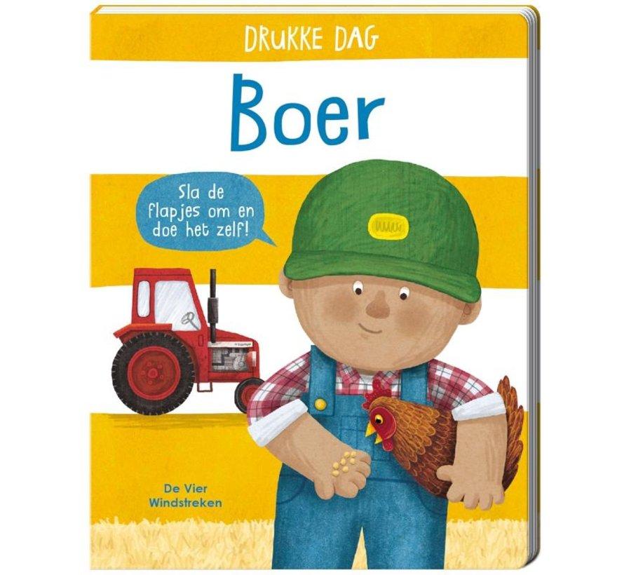Drukke Dag Boer