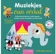 Clavis Muziekjes van overal (geluidenboekje)