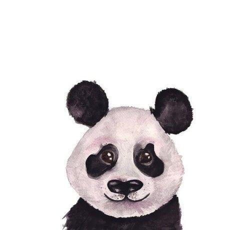 Fritsy Postkaart Panda