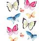 Postkaart Vlinders